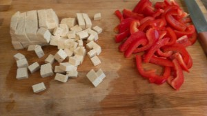Как нарезать болгарский перец соломкой
