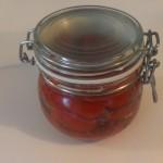 Вяленые томаты в оливковом масле
