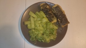 Рыба из тофу